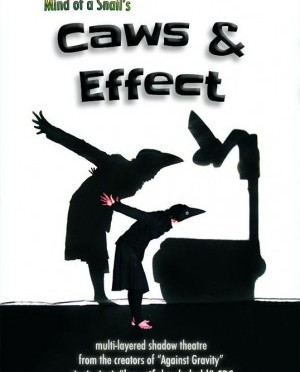 poster for Caws and Effects