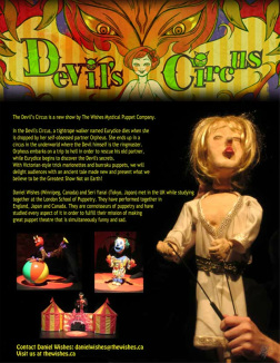 poster of Devils Circus