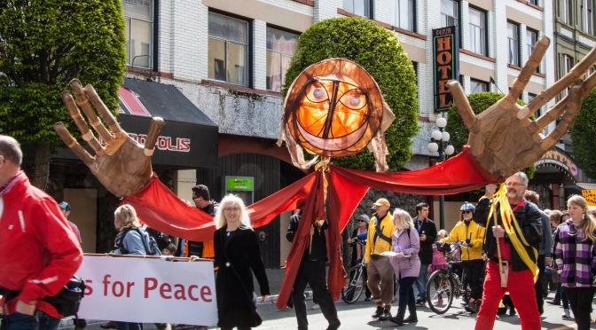 Earth Day Parade 2015